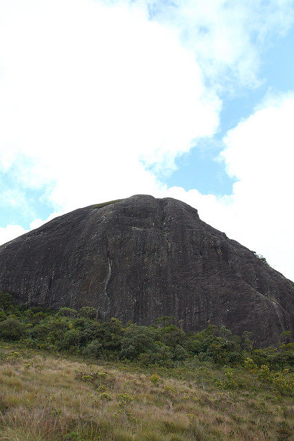 Pedra Redonda – Serra do Papagaio