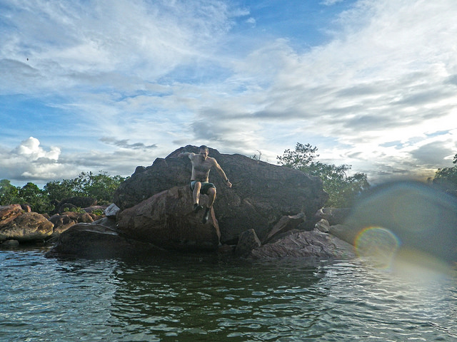 Salto do Augusto – Balneário do Sorowapo