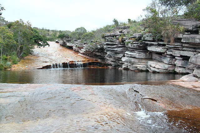 Poço do Pato - Chapada Diamantina